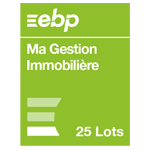 EBP Ma Gestion Immobiliere 2018 25 lots